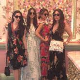 Karisma Kapoor celebrates her birthday with Kareena Kapoor, Sonam Kapoor and the gang in London