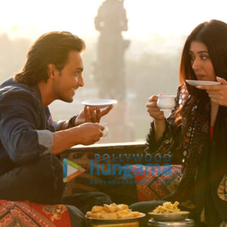 Movie Stills Of The Movie Loveratri