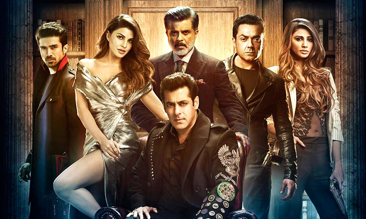 Music Review: Race 3