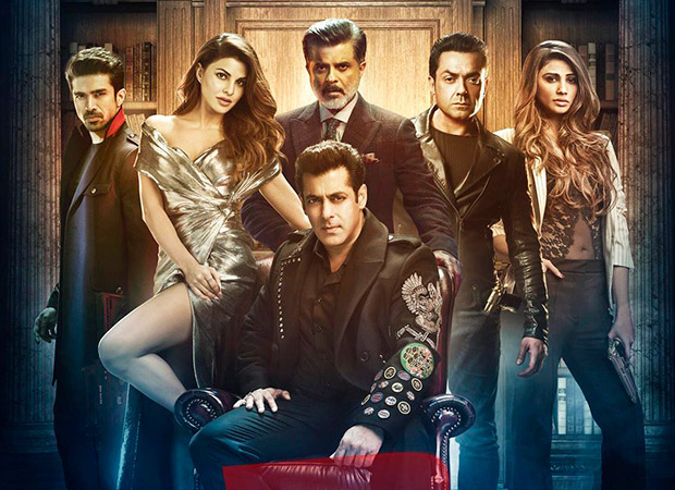 Race 3 collects approx. 10 mil. USD [Rs. 68.09 cr.] in overseas