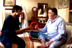 On The Sets Of The Movie Rajma Chawal