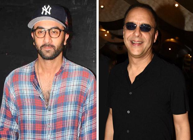 Ranbir Kapoor UNFAZED with Vidhu Vinod Chopra's comment of wanting Ranveer Singh in Sanju