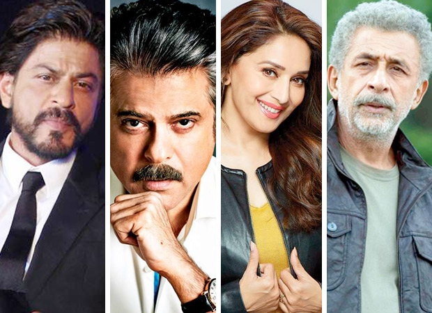 Shah Rukh Khan, Anil Kapoor, Madhuri Dixit, Naseeruddin Shah among record-setting 928 new members invited by The Academy