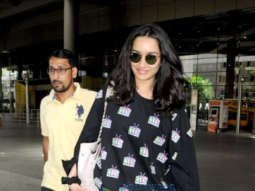 Shraddha Kapoor, Shahid Kapoor, Amyra Dastur and others snapped at the airport