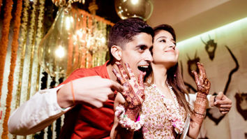 Shweta Tripathi and Chaitnya Sharma get married in Goa