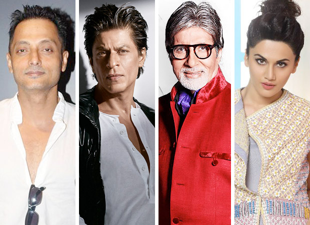 Sujoy Ghosh REVEALS how he brought together a team of Shah Rukh Khan, Amitabh Bachchan, Taapsee Pannu for his next
