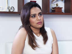 """Swara Bhaskar """"I don't trust a NEWS until they…"""" Veere Di Wedding"""