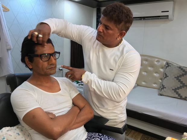 THACKERAY: These pictures SHOW how Nawazuddin Siddiqui TRANSFORMS to Balasaheb Thackeray