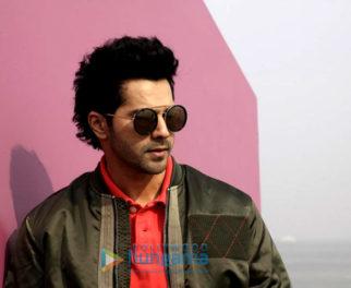 Celeb Photos Of Varun Dhawan
