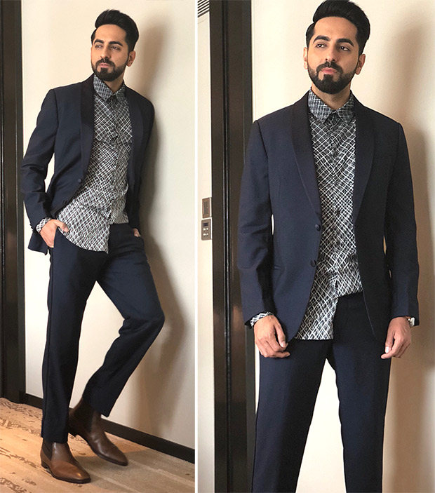 Ayushmann Khurrana at IIFA 2018 press con
