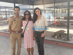 On The Sets Of The Movie 5 Weddings