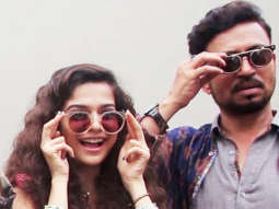 Behind the scenes of Karwaan FEAT. Irrfan Khan, Dulquer Salmaan & Mithila Palkar is super enjoyable