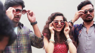 Behind the scenes of Karwaan FEAT. Irrfan Khan, Dulquer Salmaan & Mithila Palkar is super enjoyable