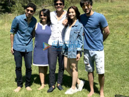 On The Sets Of The Movie Brahmastra