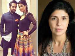 Did Ayushmann Khurrana make his pregnant wife watch him make-out onscreen Anaita Shroff Adajania questions