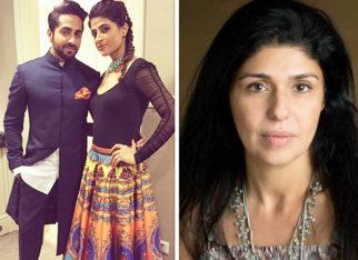 Did Ayushmann Khurrana make his pregnant wife watch him make-out onscreen Anaita Shroff Adajania questions