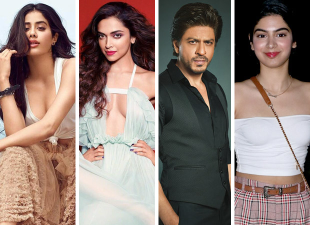 Did you know Janhvi Kapoor was OBSESSED with Deepika Padukone, and even made Khushi play Shah Rukh Khan!