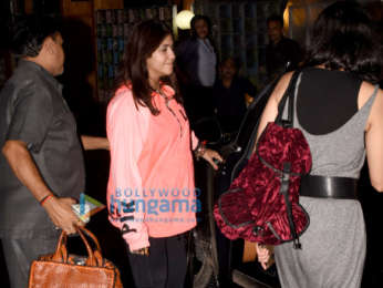 Ekta Kapoor spotted at Silver Beach Cafe in Lokhandwala