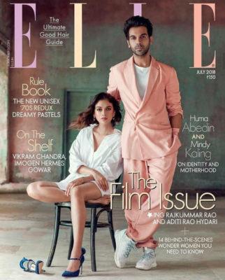Aditi Rao Hydari, Rajkummar Rao On The Cover Of Elle