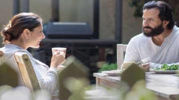 WOW! Saif Ali Khan and Kareena Kapoor give us a sneak peek of their London holiday (watch video)