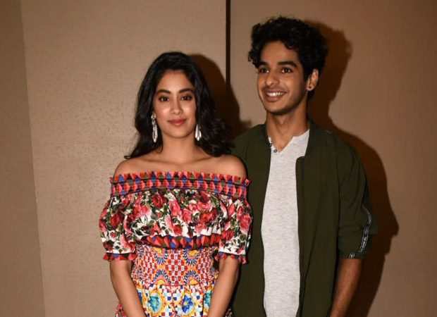 Janhvi Kapoor opens up about feeling SICK during Dhadak promotions, while Ishaan Khatter can't stop talking about his bond with her!