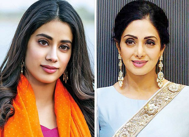 Janhvi Kapoor opens up about nepotism, being JUDGED and compared to Sridevi