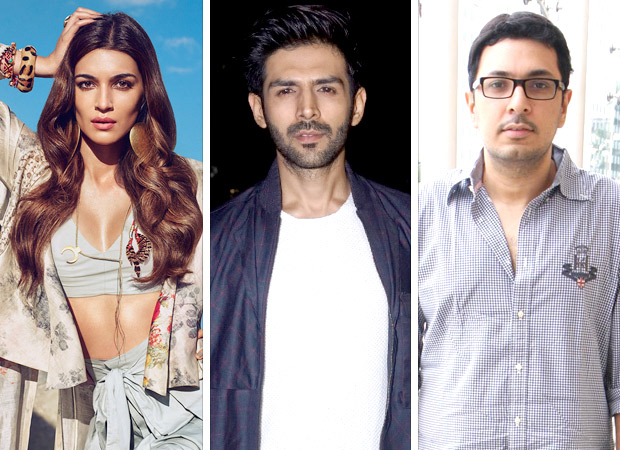 Revealed: Kriti Sanon and Kartik Aaryan will come together in Dinesh Vijan's Luka Chuppi and here's all you need to know about their LOVE story