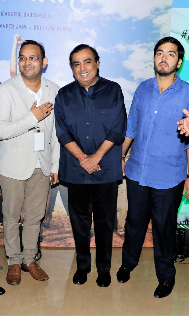 Mahaveer Jain hosts a special screening of 'Chalo Jeete Hain'