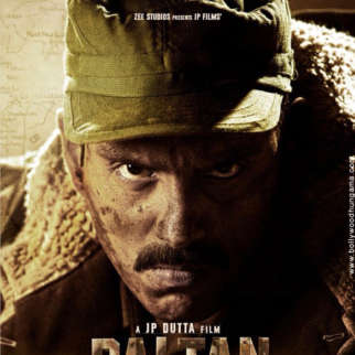 First Look Of The Movie Paltan