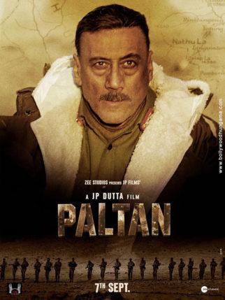 First Look Of Paltan