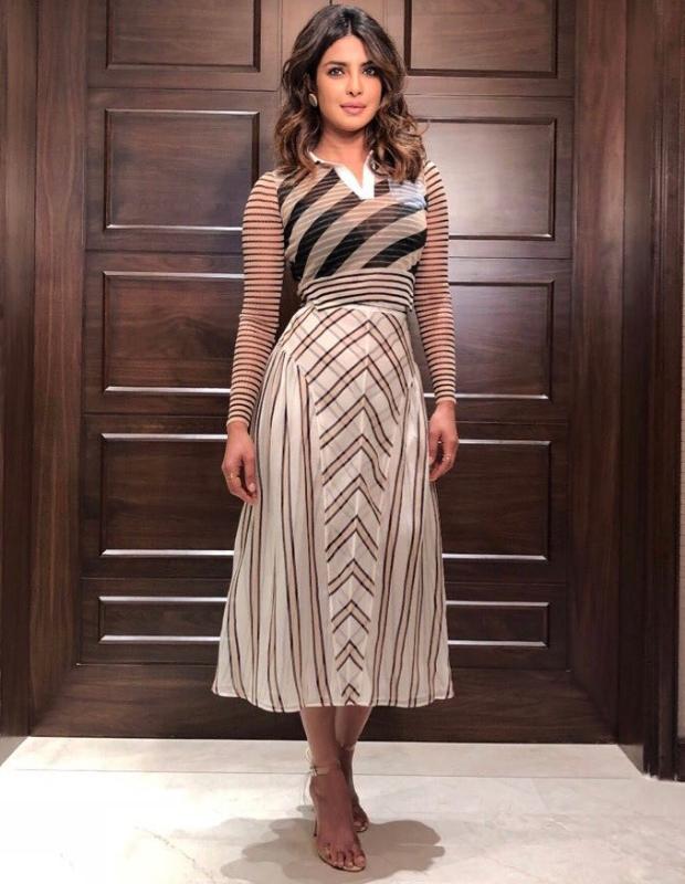 Priyanka Chopra in Fendi