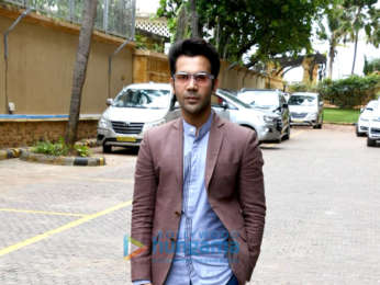 Rajkummar Rao snapped promoting Fanney Khan