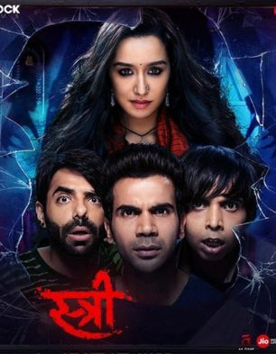 First Look Of The Movie Stree