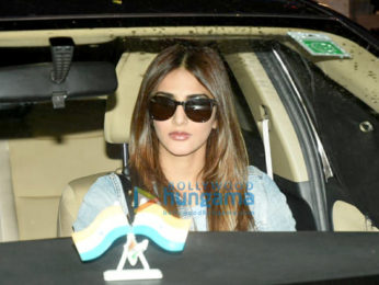 Vaani Kapoor snapped in Juhu