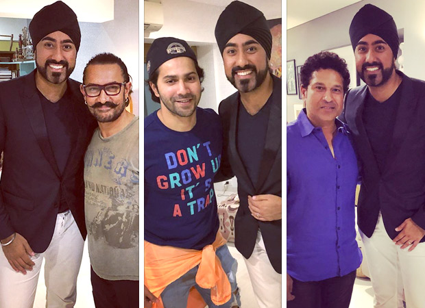 Whoa! Aamir Khan, Sachin Tendulkar and Varun Dhawan get tricked by Magic Singh