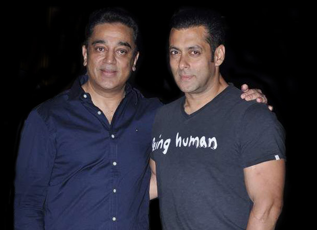 Wow! Kamal Haasan and Salman Khan to share screen space for the first time and here is what it is all about