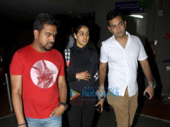 Alia Bhatt, Malaika Arora and Genelia D'Souza snapped at the airport