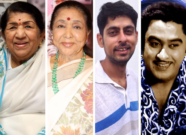 Asha boslOn his birth anniversary, Bollywood musicians pick favourite Kishore Kumar songs