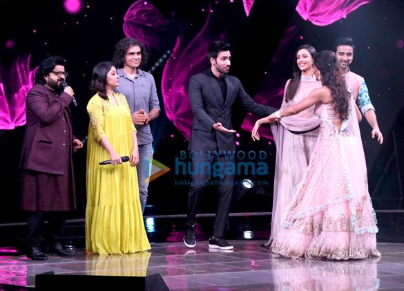 Avinash Tiwari, Tripti Dimri and Imtiaz Ali promote 'Laila Majnu' on the sets of Dil Hai Hindustani (1)