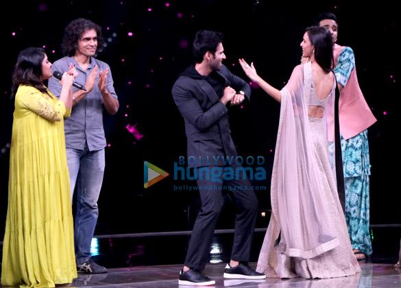 Avinash Tiwari, Tripti Dimri and Imtiaz Ali promote 'Laila Majnu' on the sets of Dil Hai Hindustani (3)