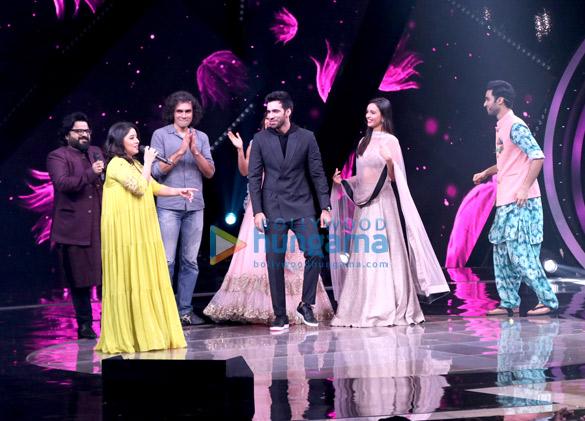 Avinash Tiwari, Tripti Dimri and Imtiaz Ali promote 'Laila Majnu' on the sets of Dil Hai Hindustani (4)