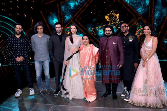 Avinash Tiwari, Tripti Dimri and Imtiaz Ali promote 'Laila Majnu' on the sets of Dil Hai Hindustani (6)