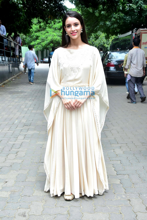 Avinash Tiwary and Tripti Dimri snapped promoting 'Laila Majnu'