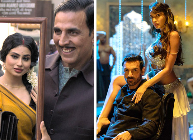 Box Office Akshay Kumar's Gold goes past Pad Man weekend, John Abraham's Satyameva Jayate goes past Parmanu first week in just 3 days