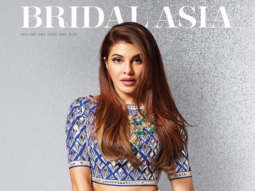 Jacqueline Fernandez On The Cover Bridal Asia