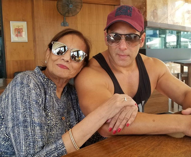 CUTE! Before Bharat shoot, Salman Khan explores Malta with the LOVE OF HIS LIFE