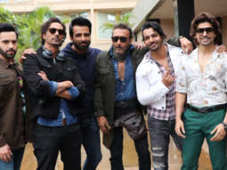 Cast of Paltan SPOTTED during media interviews at Novotel in Juhu