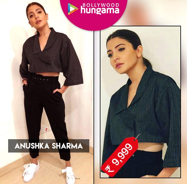 Celebrity Splurges – Anushka Sharma