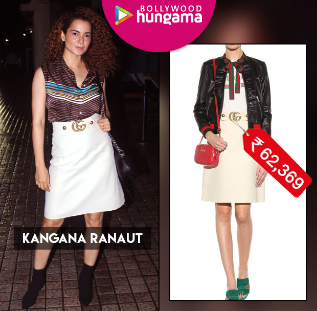 Celebrity Splurges – Kangana Ranaut