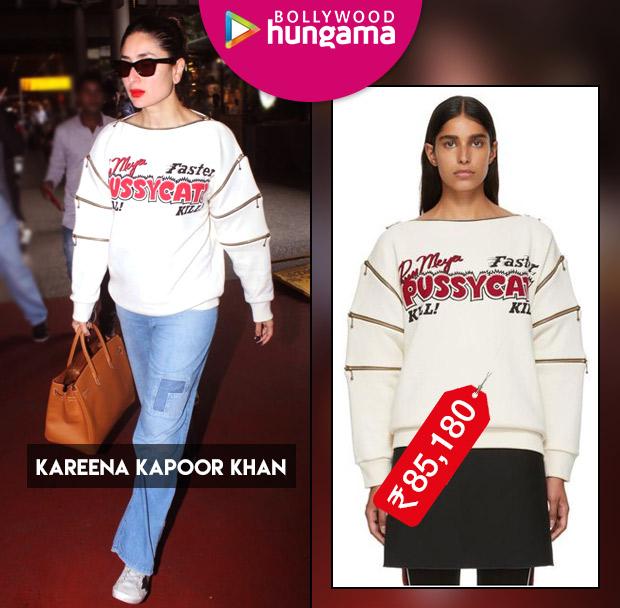 Celebrity Splurges – Kareena Kapoor Khan